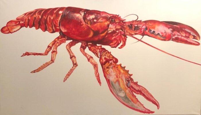 Lobstar by Adam Pete