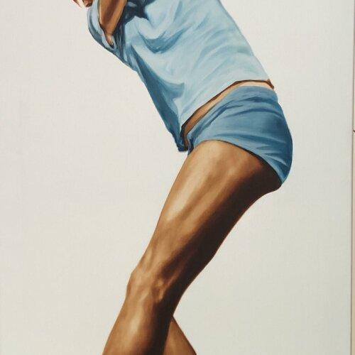 Golfa by Adam Pete Ausstellung