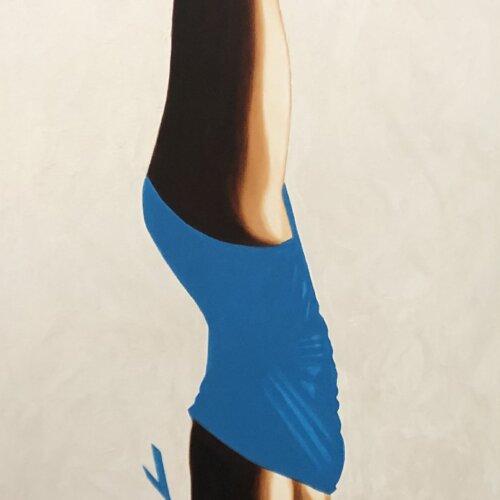 Jump Blue by Adam Pete