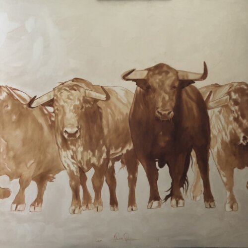 Manada by Adam Pete - Ausstellung