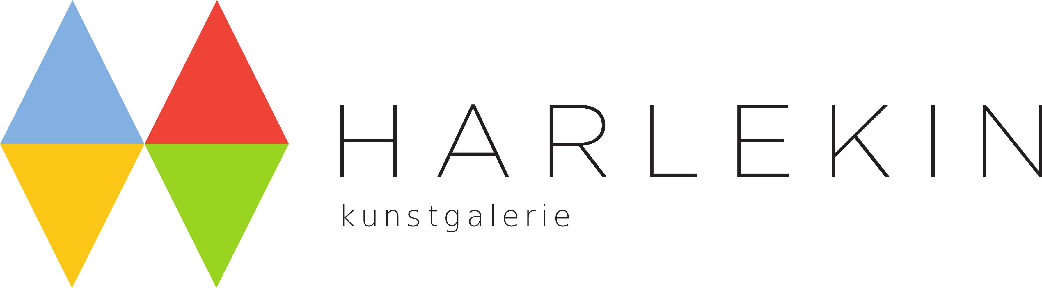 Galerie Harlekin Logo